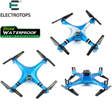 ET RC Drone Hobby Toys X50 Waterproof GPTOYS X50W with FPV Wifi HD Camera Quadcopter 2.4g 6-axis Rc Helicopter Drone VS X5C