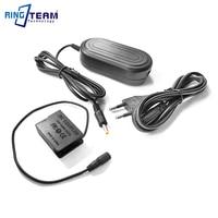 כוח AC מתאם ערכת DMW AC8 + DMW DCC8 (DMW BLC12) עבור Panasonic Lumix GX8 FZ1000 FZ300 FZ200 G7 G6 G5 GH2 GH2S G80 G85 מצלמות-במתאמים AC/DC מתוך מוצרי אלקטרוניקה לצרכנים באתר