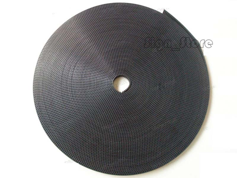 8Meters HQ Open Ended Belt HTD3M-15 15mm 6090 1290 1390 1410 1325 CO2 Laser Cutting Engraving Machine Synchronous Timing Belt
