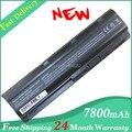 7800 MAH 9CELLS nueva baterías de portátiles para HP Pavilion G4 G6 G7 CQ42 CQ32 G42 CQ43 G32 DV6 DM4 430 baterías 593553-001 MU06
