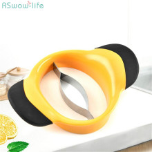 Fruit Cutting Tool Mango Artifact Stainless Steel Nucleator Cutter Kitchen Practical Seeder Cut