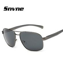 Snvne Hombres de conducción de aluminio Y Magnesio gafas de sol polarizadas de los hombres marca soleil luneta oculos gafas de sol hombre Aviación hb