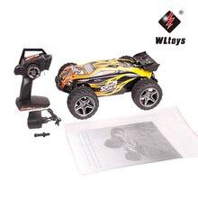 WLtoys 12404 RC автомобили 1/12 4WD удаленного Управление Drift внедорожных Rar высокое Скорость йети автомобилей короткие грузовик радио управление гоночных автомобилей