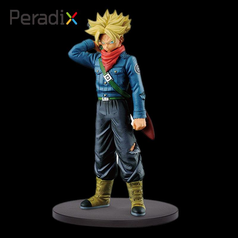 1pcs Dragon Ball Yellow Trunks Terax Action Figure For Kids Collections