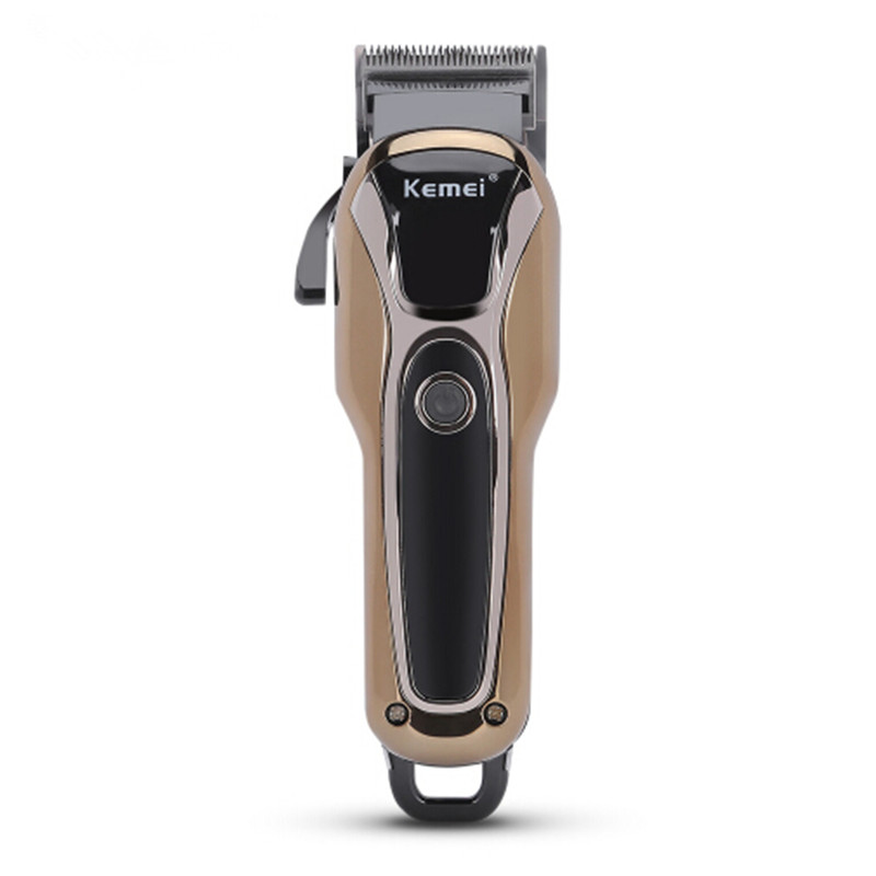 Rechargeable Electric Hair Clipper Trimmer Hair Trimmer Men Electric Cutter Hair Cutting Machine Haircut Tool kemei barber professional rechargeable hair clipper hair trimmer men electric cutter shaver hair cutting machine haircut
