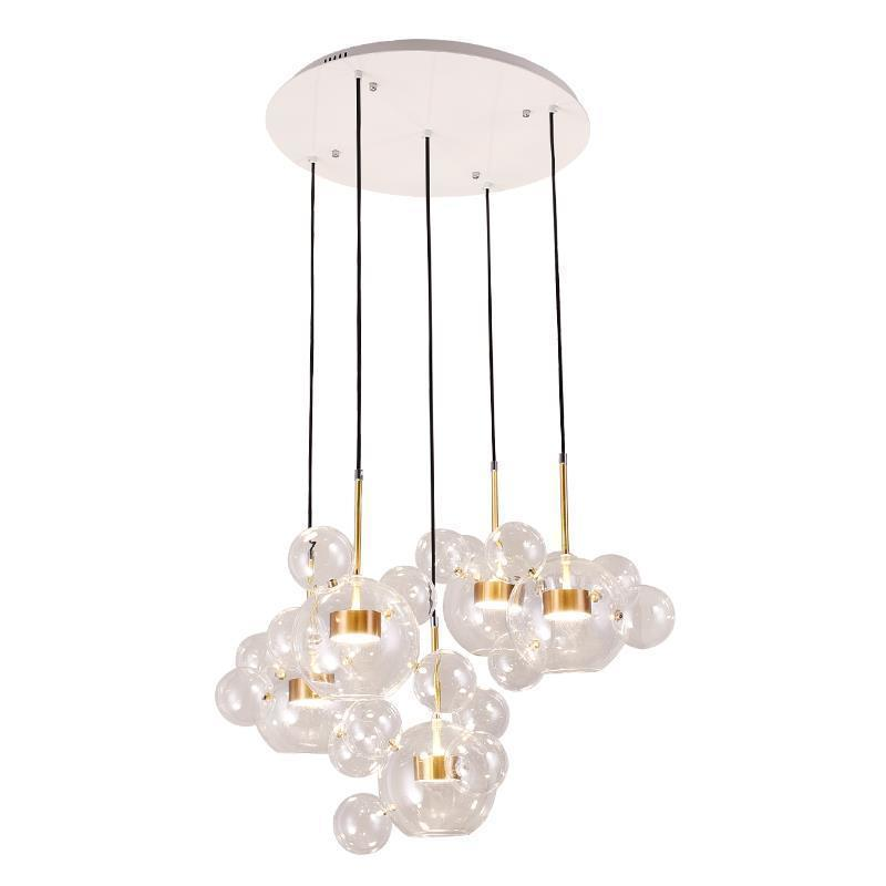Lampade Nordic Light Luminaria Pendente Lustre Moderne Projeto Suspensão Luminária Suspendu Lampara Colgante Hanglamp