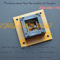 TQFP100 LQFP100 QFP100 тестовая розетка (с клеммной платой) шаг = 0 5 Размер = 14x1 4 мм/16x16мм