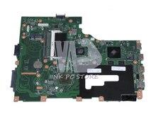 NBC1L11001 NB.C1L11.001 Motherboard For Gateway NE71B EG70BZ MAIN BOARD E450 CPU DDR3 ATI 7400M GPU