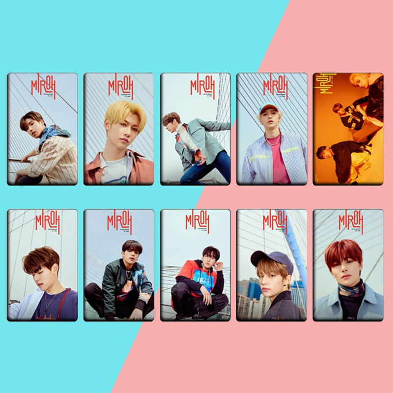 Practical Lomo Card Cartoon Bts Photocard Jimin Jungkook Album Bt21 Kpop Ikon Twice Got7 Gift Small Card Attractive Fashion Jewelry Findings & Components Jewelry & Accessories
