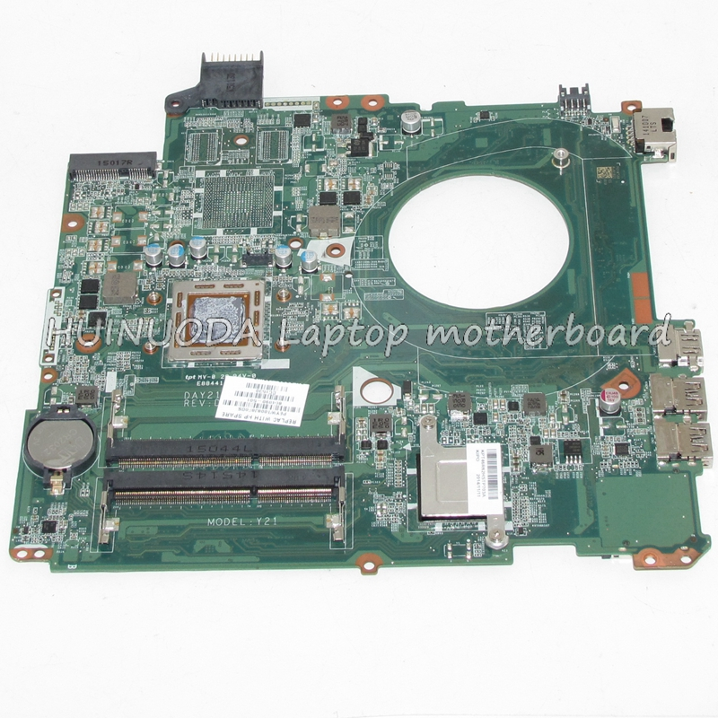NOKOTION original 804890-501 DAY21AMB6D0 laptop motherboard For HP Pavilion 15Z-P 15-P A10-7300M CPU Mainboard 762526 501 main board for hp pavilion 15 p day22amb6e0 laptop motherboard ddr3 am8 cpu