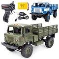 Электрический военный Радиоуправляемый грузовик нового поколения  1/16  25 минут  80 м  4x4  высокая скорость  внедорожник