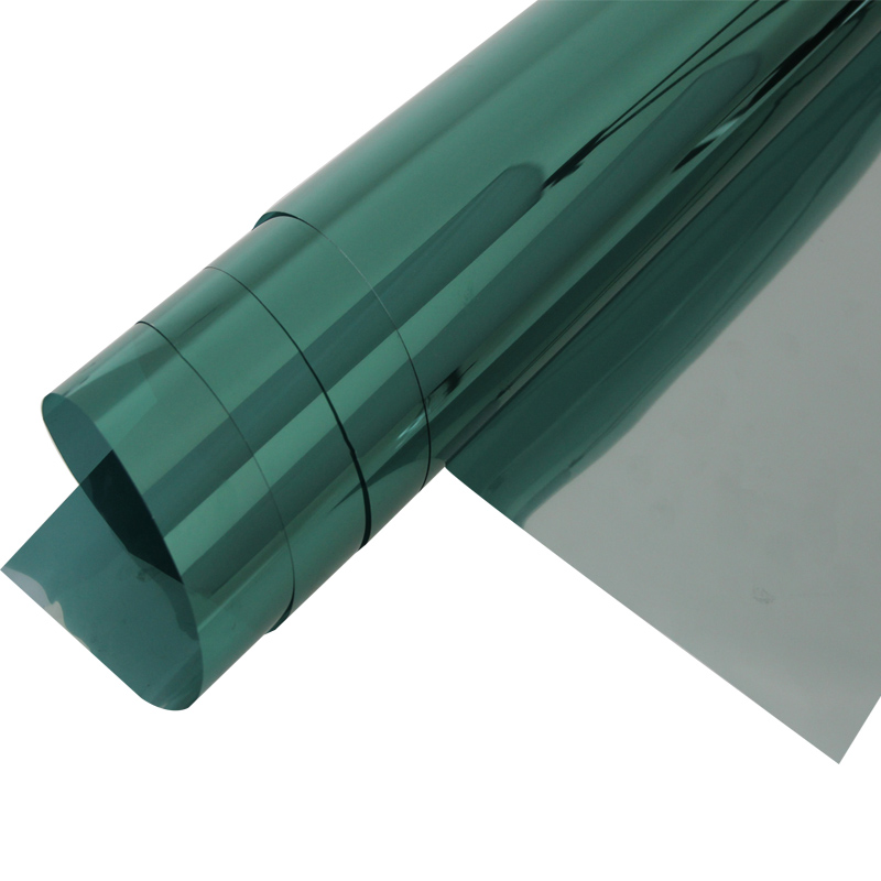 2ply 20 Quot X 60 Quot 17 Vlt Mirror Green Home Glass Window Tint