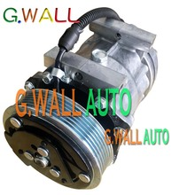 HIGH QUALITY QP7H15 AC COMPRESSOR For a massey ferguson typ6495 OEM NO. QP8244