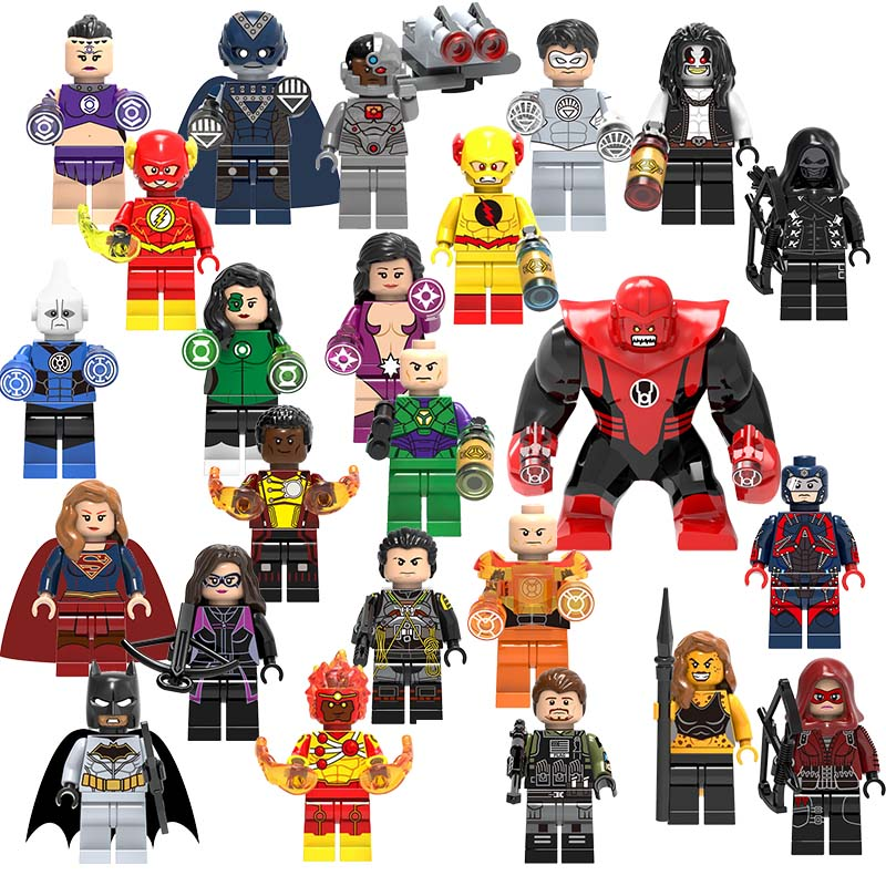 Buy building blocks single sale legoings super heroes heimdall surtur flash - Flash le super heros ...
