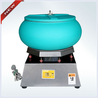 Promtion ! Buy One Get 1000 g Agate Beads Free Vibratory Tumbler with Large Capacity Jewelry Tools and Equipment 2500 rpm