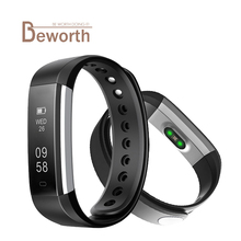 ID115 HR Smart Bracelet Heart Rate Monitor Activity Fitness Tracker Wrist Band Waterproof Wristbands For IOS Android VS mi 3 2 kr02 ip68 waterproof fitness bracelet gps smart band heart rate monitor watch activity tracker 3 for xiao mi android ios phone