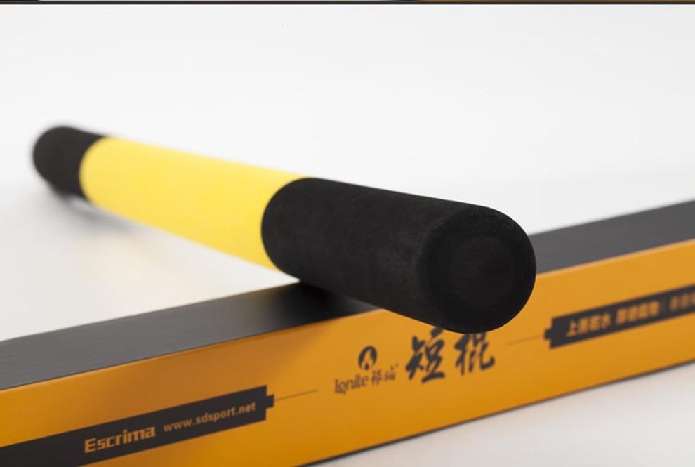 Bastão Kali – Silat – Tanbõ – Arnis – 60 cm Revestido com espuma resistente para treinamento