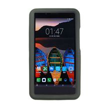 Custmom Silicone Protective Case With built in hand strap for Lenovo Tab 3 7 plus TB-7703X TB-7703F covers