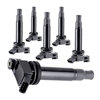 Set of 6 Ignition Coil for Avalon Camry ES300 RX300 Lexus Sienna fits UF 267 / UF267