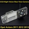 Автомобильная камера заднего вида для Opel Antara 2011 2012 2013 CCD Ночного Видения Резервное Копирование Обратный Парковочная Камера