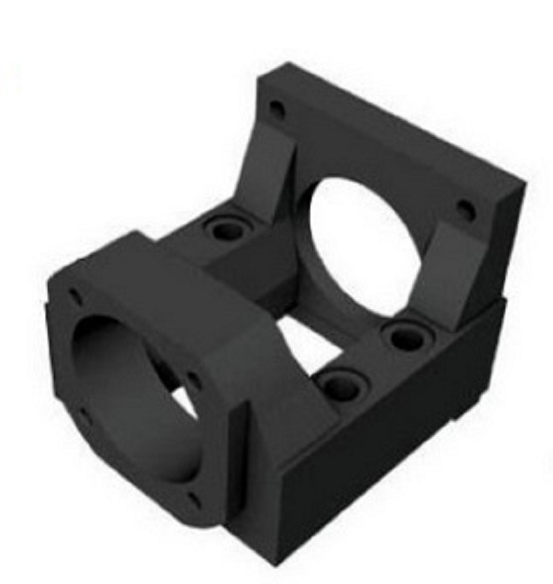 Motor Bracket MBA type MBA15-C/D/DP/F/E/EP/MBA20-D/DP/F/E/EP suitable for ball screw 20/25 diameter motor bracket mba type mba15 mba15 f black for fk15