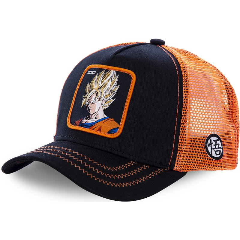 New Brand Dragon Ball 6 Colours Snapback Cotton   Baseball     Cap   Men Women Hip Hop Dad Mesh Hat Trucker Hat Dropshipping
