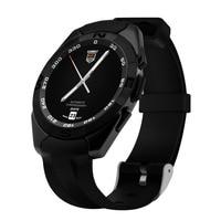 Heart Rate Monitor NB 1 Bluetooth Smart Watch G5 Watch Phone Ultra Thin Fitness Tracker Wristwatch
