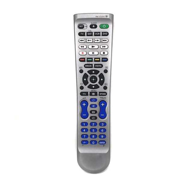 US $10 69 10% OFF|New Original Remote Control RM VZ220T For SONY TV DVD  Manual Codes Fernbedienung -in Remote Controls from Consumer Electronics on