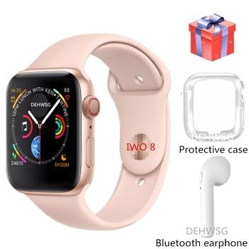 Reloj Iphone 8 Smartwatch Apple Ios La Hombres Para Serie Iwo Bluetooth Teléfono De Mujeres Inteligente Los Xiaomi 4 Android Las CxQreWBdoE