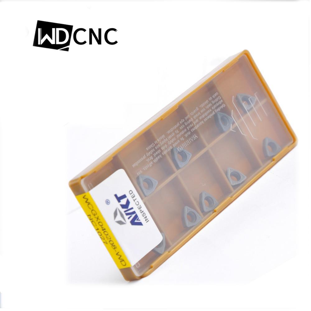 10PCS WCMX030208 WCMX040208 WCMX050208 WCMT060308 WCMX080412  U drill carbide inserts free shipping10PCS WCMX030208 WCMX040208 WCMX050208 WCMT060308 WCMX080412  U drill carbide inserts free shipping