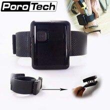MT110 waterproof ankle bracelet MT110 for prisoner offender with belt-off alarm/two way talking DHL FREE SHIPPING