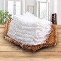 10 capas de algodón lavable Resuable súper absorción bebé gasa muselina del bebé pañales pañales 46 x 17 cm 5 unids