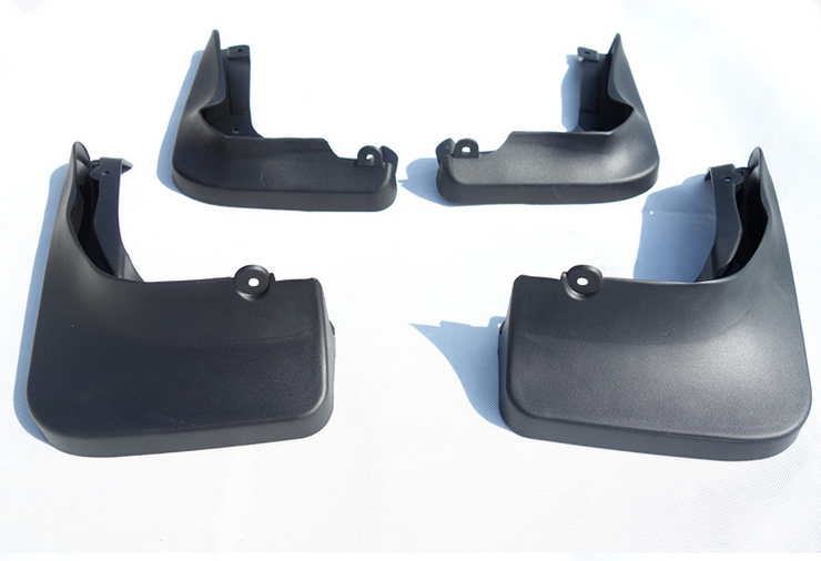 New 4pcs Mud Flaps Splash Guard For Benz W246 B180 B200 B220 B250 Mercedes B Class 2013 2014 2015 auto fuel filter 163 477 0201 163 477 0701 for mercedes benz