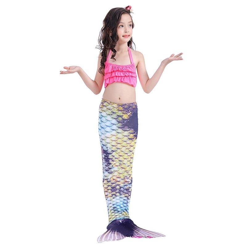girls mermaidl tail vintage 4-2
