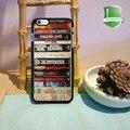 Stephen king libros negro original cajas del teléfono celular para iphone 7 7 plus 6 6 más 6 s 6 splus 5 5S 5c 4 4S b * 0263
