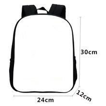 Christmas Design Kids Backpack For Boys & Girls