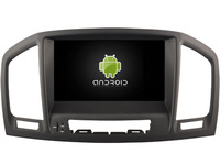 Black Brown Octa Core Android 6 0 2GB RAM Car Dvd Player For OPEL INSIGNIA 2008