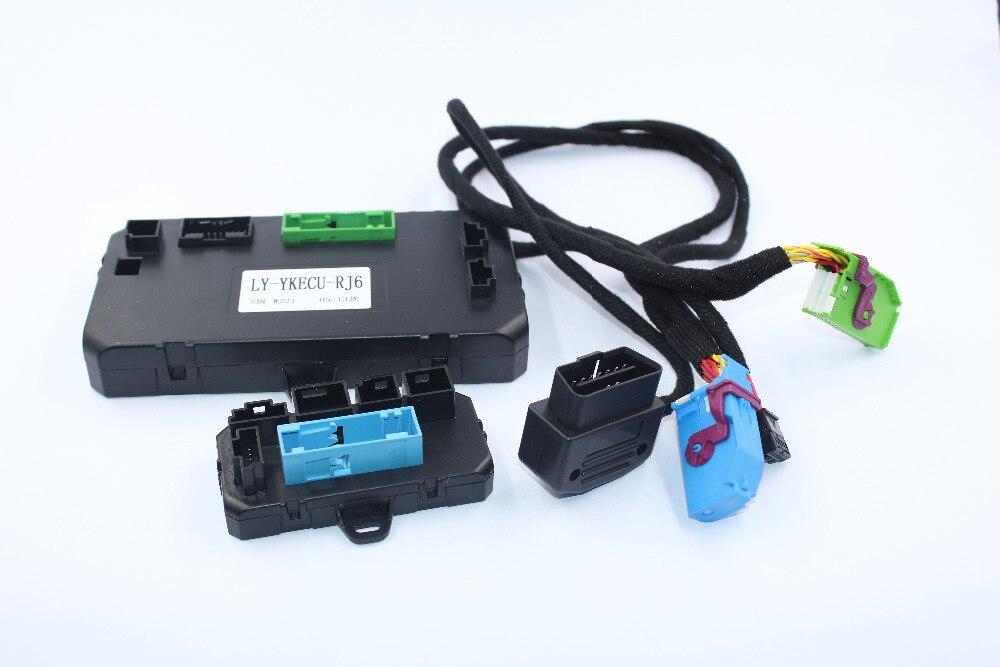 Dispositif de suivi GPS PLUSOBD/alarme de voiture, démarrage du moteur de voiture à distance traqueur de positionnement Gps Gsm pour Mercedes Benz GLK X204