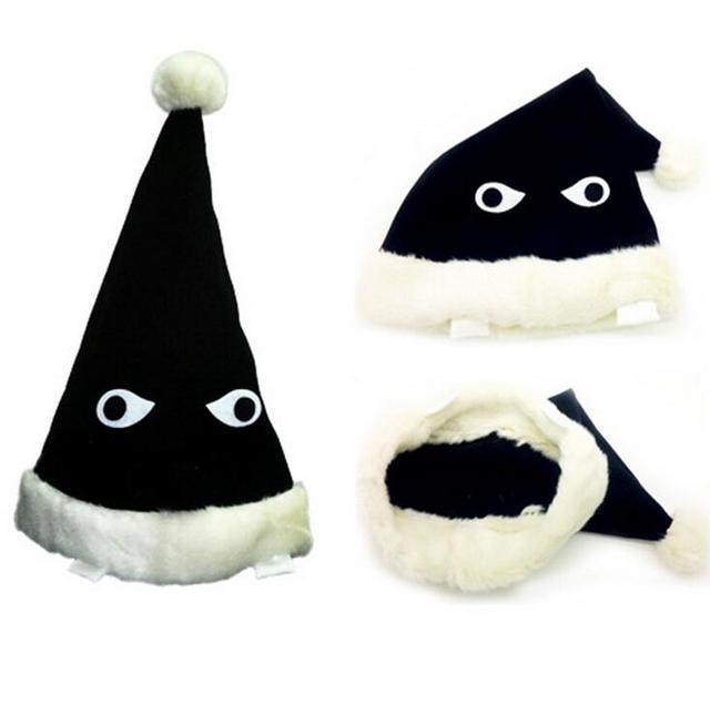 Naruto Nero berretto da notte Anime cosplay puntelli accessori cappello di  inverno 0426a59c81c8