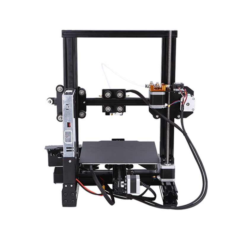STEM Desk-top Grade Self-Assembly 3D Printer DIY Household Printing Machine Cheap i3 Devices Printing Board 3D Natives Factory(China)
