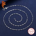 Women Necklace Simple Charm 925 sterling Sliver  Necklaces Clavicle Chain Jewelry Accessories yx1351