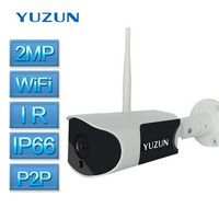 Full HD1080P Waterproof Wifi IP Camera 2 0MP Outdoor Wireless CCTV Camera Outdoor P2P Bullet Security
