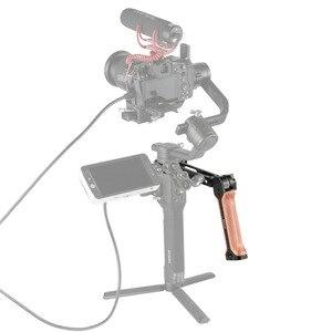 Image 4 - Smallrig一眼レフカメラスタビライザー浪人 4s木製デュアルハンドルグリップ用のdji ronins調整することができ 180 度BSS2314