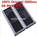100% Original Replacement Battery For Samsung GALAXY NOTE4 n9100 N9108v N9106w NOTE 4 EB-BN916BBC 3000mAh