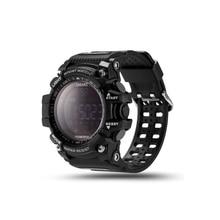 Nouveau Sport montre smart watch buzzer alarme sonore sport moniteur IP67 étanche brûlé calory hommes montre à distance caméra montres CASIMA EX16