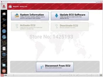 AGCO SISU Power WinEEM4 Service Tool 1.25.0