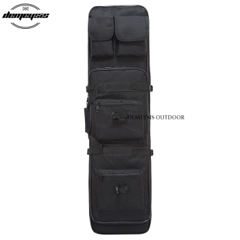 Heavy Duty Airsoft Military Tactical Gun Bag Outdoor Quality Rifle Case Shoulder Backup Pouch for Hunting CS Field Sport 1