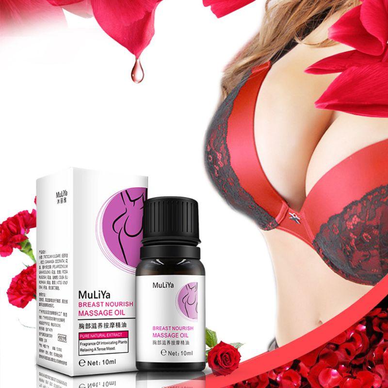 10ml Effective Bust Lifting Moisturizing Breast Nourish Massage Essential Oil Chest Enlargement Firming Women Beauty Skin Care