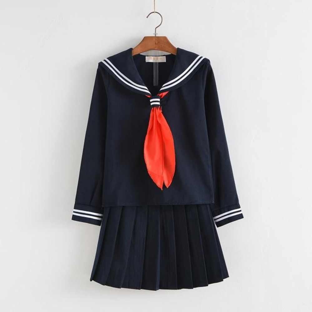 Của tôi Anh Hùng Học Viện Boku không có Anh Hùng Học Viện Himiko Toga JK Đồng Phục Váy Áo Len Áo Nỉ Cardigan Cosplay Trang Phục