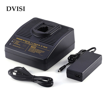 Replacement Power Tools Drills Battery Charger for Dewalt Ni-CD Ni-Mh 7.2V to 18V Fits for DC9071 DC9091 DC9096 DW9062 DW9057
